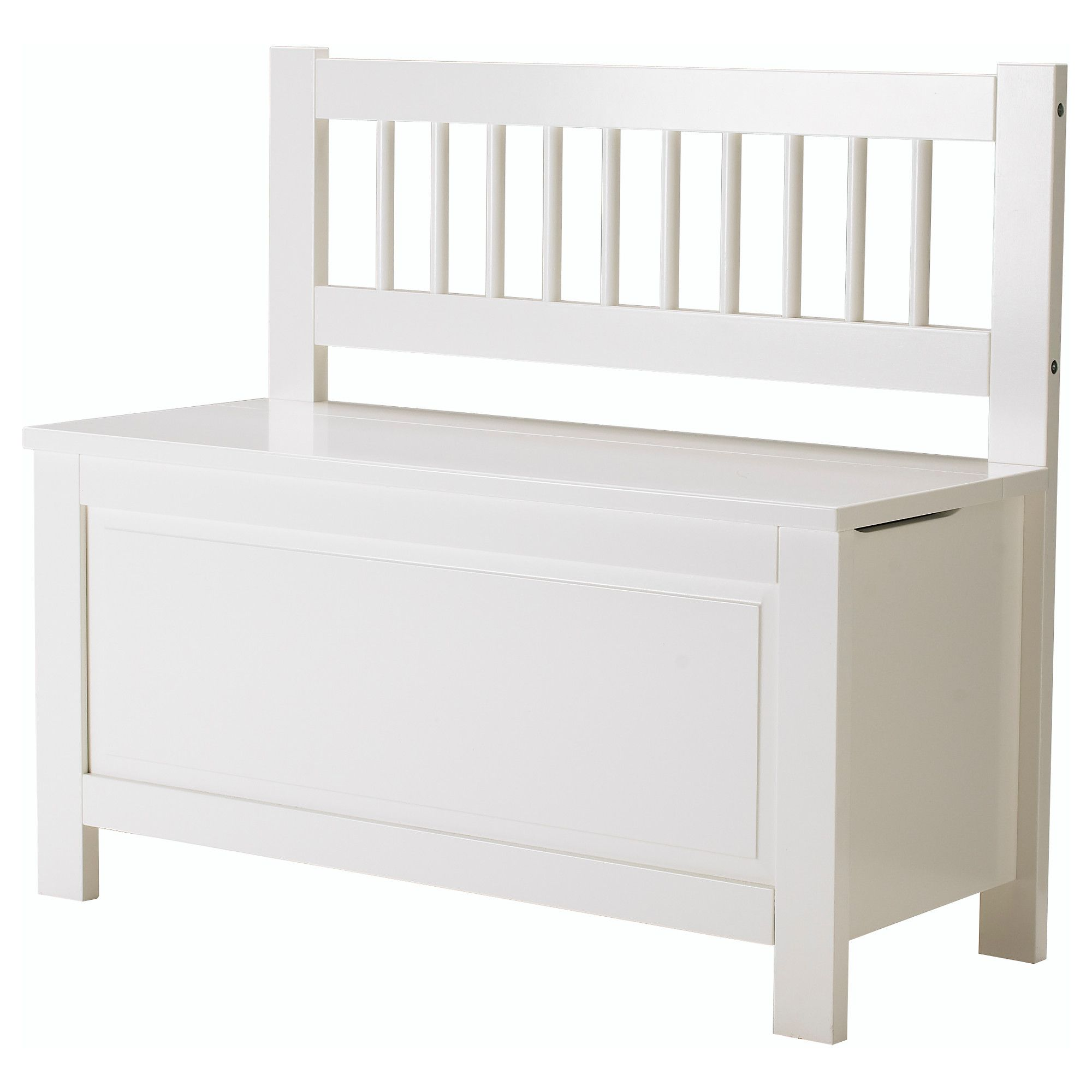 HEMNES Storage bench - IKEA | For the IKEA trip | Pinterest | HEMNES ...