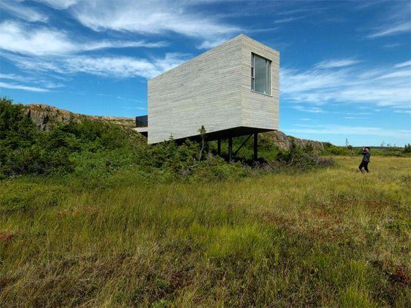 Modern Architecture Artists modern & remote: bridge studiosanders architecture | where i