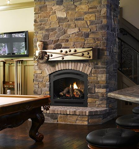 stone fire places | Cyprus Air Fireplace Systems - Stone ...