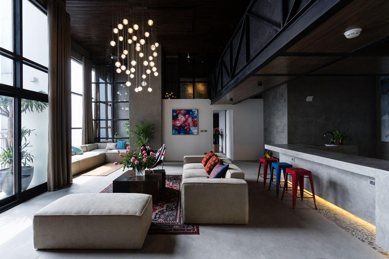 Gallery Of Party Apartment Nghiêm Phong Đào Thành 20