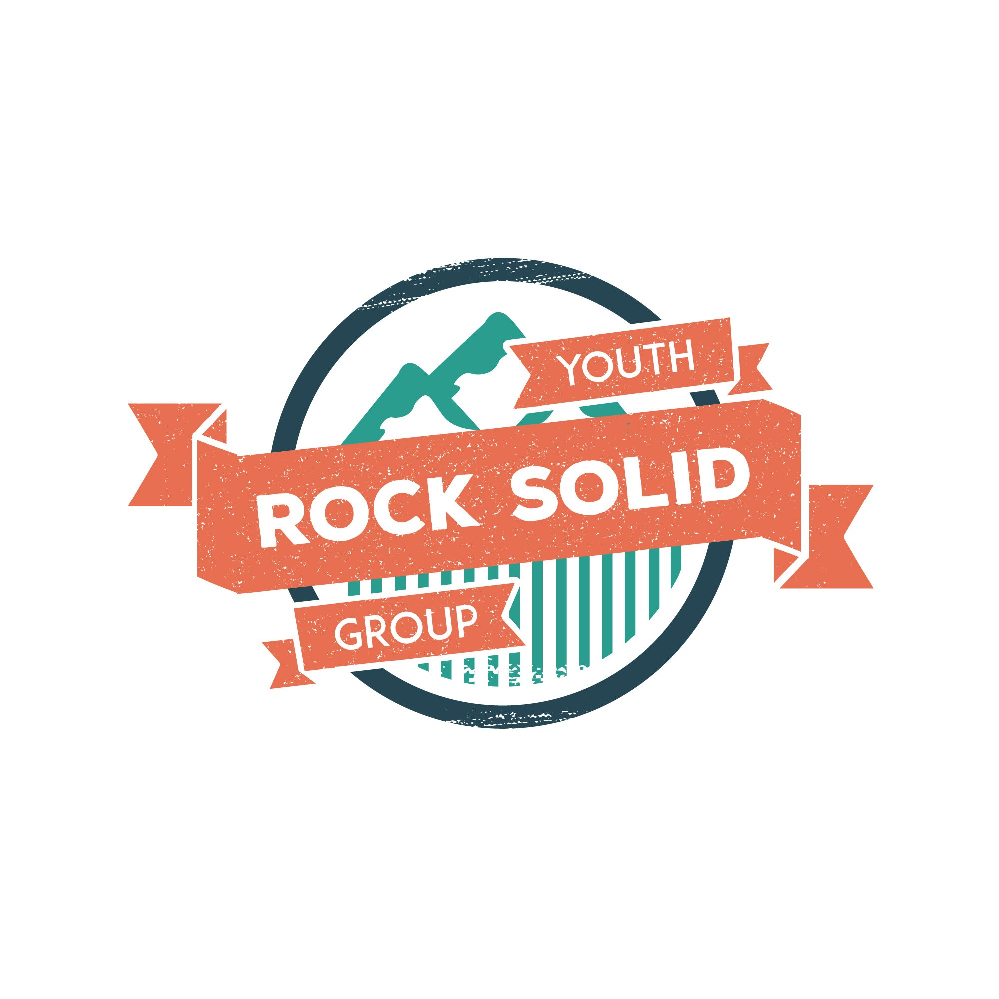 rock solid youth group youth group logos youth group logo rh pinterest com youth group logos and names youth group logo design