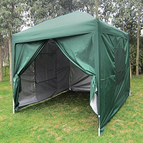 Quictent Privacy 10x10 Ez Pop Up Party Tent Canopy Gazebo