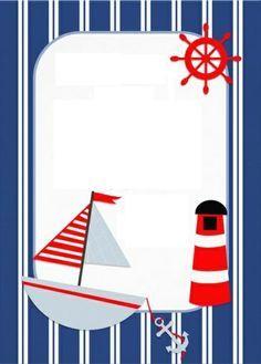 Nautical Party Invitation   Party Printables   Pinterest ...