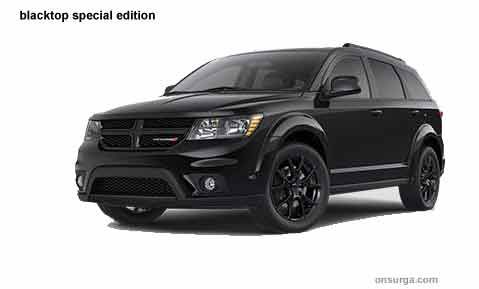 2013 Dodge Journey Blacktop Special Edition Onsurga Dodge