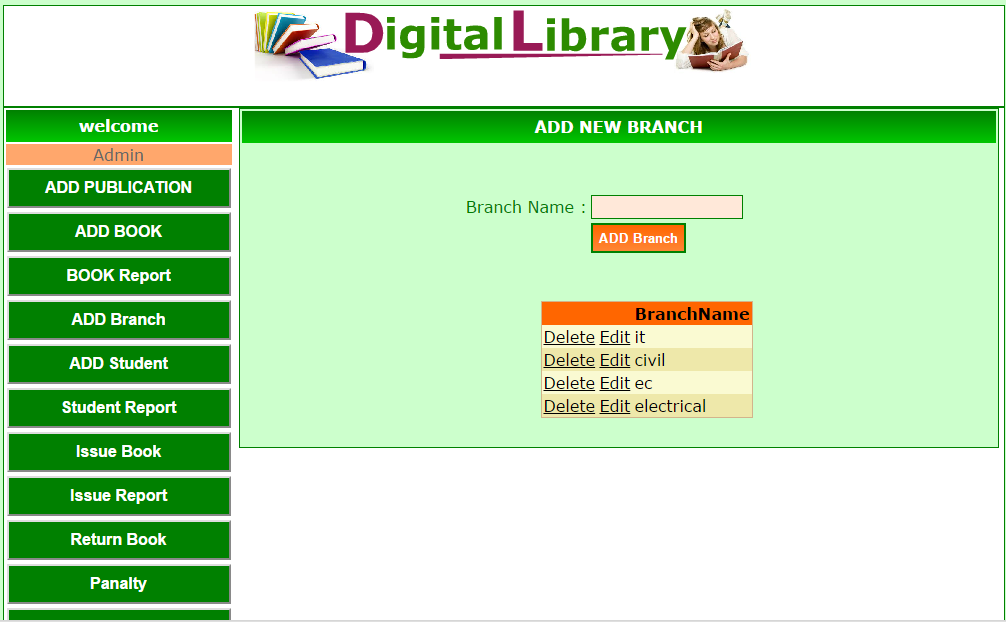 Library Management System Project In Asp Net C Management Book Report Library