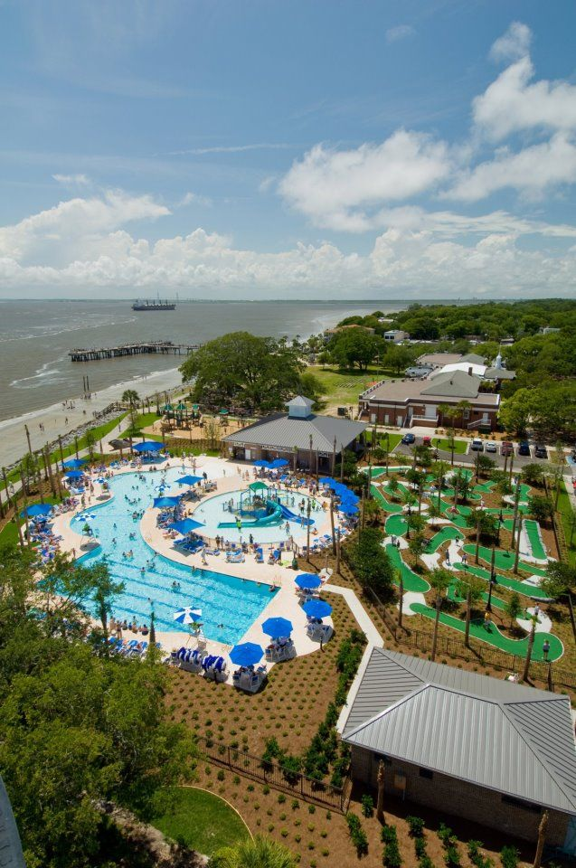 Tybee Island   Tybee island, Island, Outdoor  Tybee Island Water Park