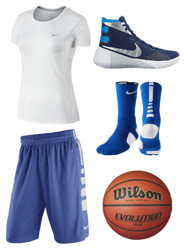 Blue Basketball Outfit Sport Outfits Nike Outfits Sporty Outfits