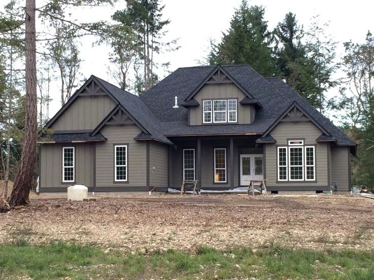 Best Image Result For Photos Of Houses With Dark Trim House 400 x 300