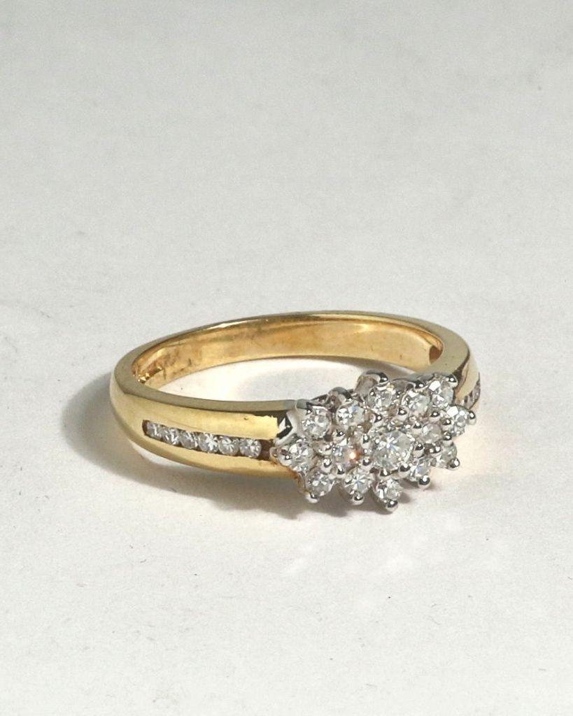 Diamond Ring Value Calculator