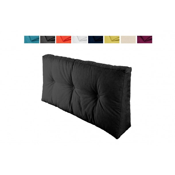r ckenkissen keilkissen f r paletten sofa 120x40. Black Bedroom Furniture Sets. Home Design Ideas