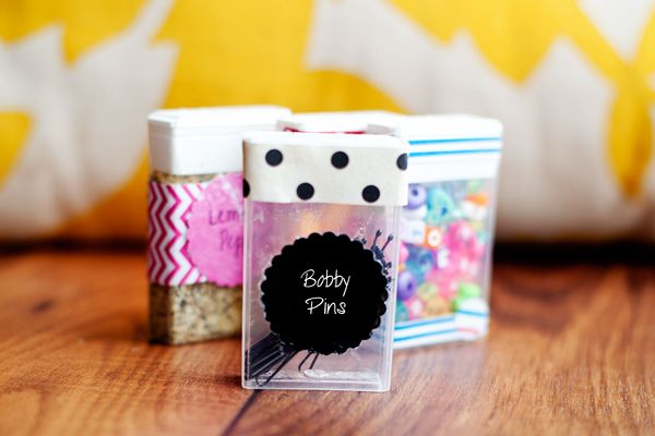 New Uses for Old Tic Tac Containers -- Get Organized!  c667c25dad9