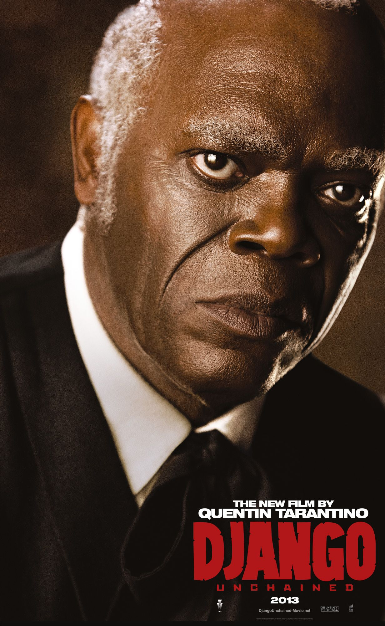 Django Unchained Django Unchained Quentin Tarantino Samuel Jackson