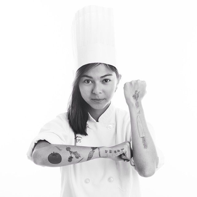 f486cb048 What's cookin' this #tattlyween? Chef with Vegetable Set and Chef's ...