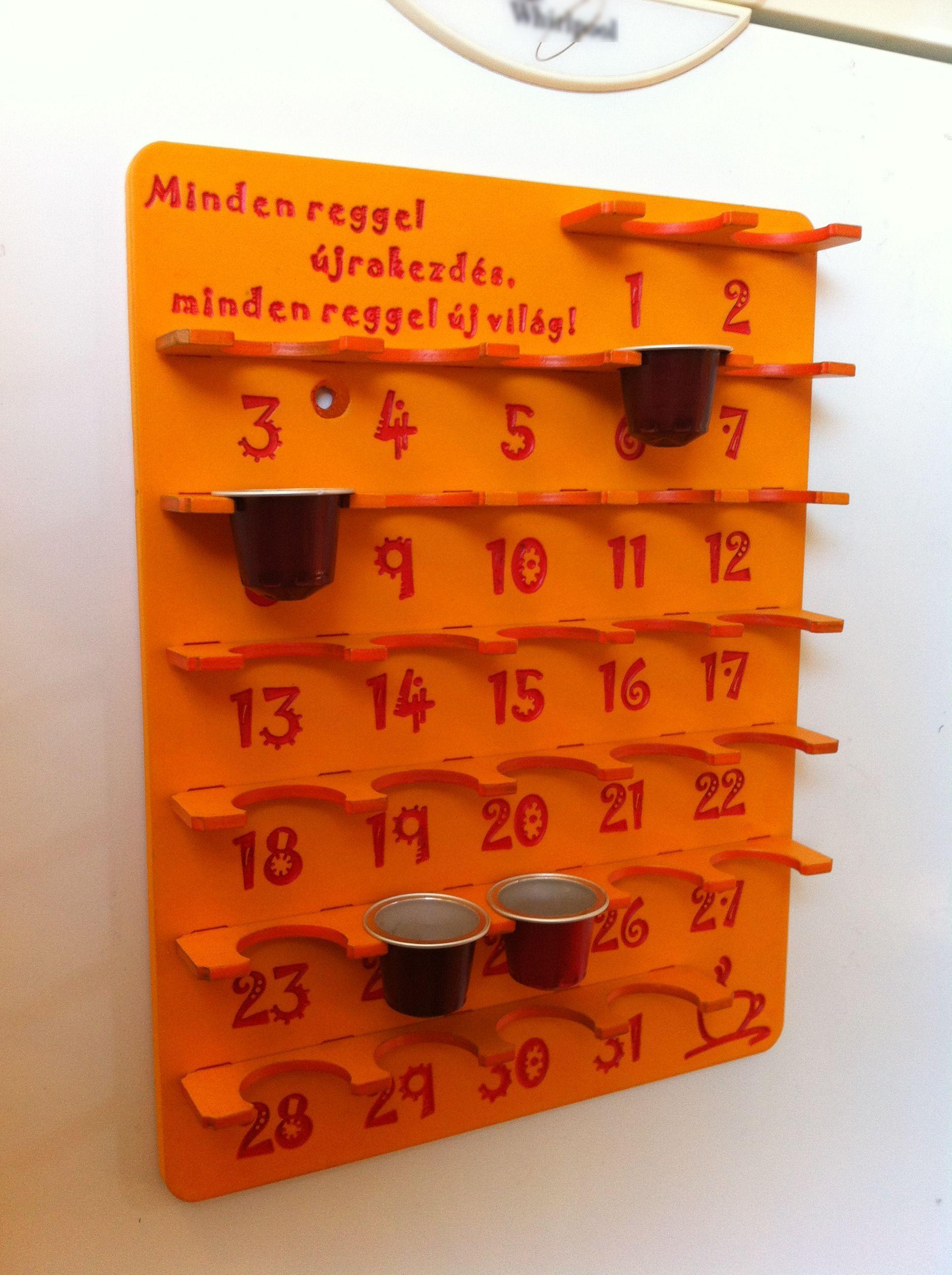 pin by erik madaras on custom nespresso capsule holder pinterest. Black Bedroom Furniture Sets. Home Design Ideas