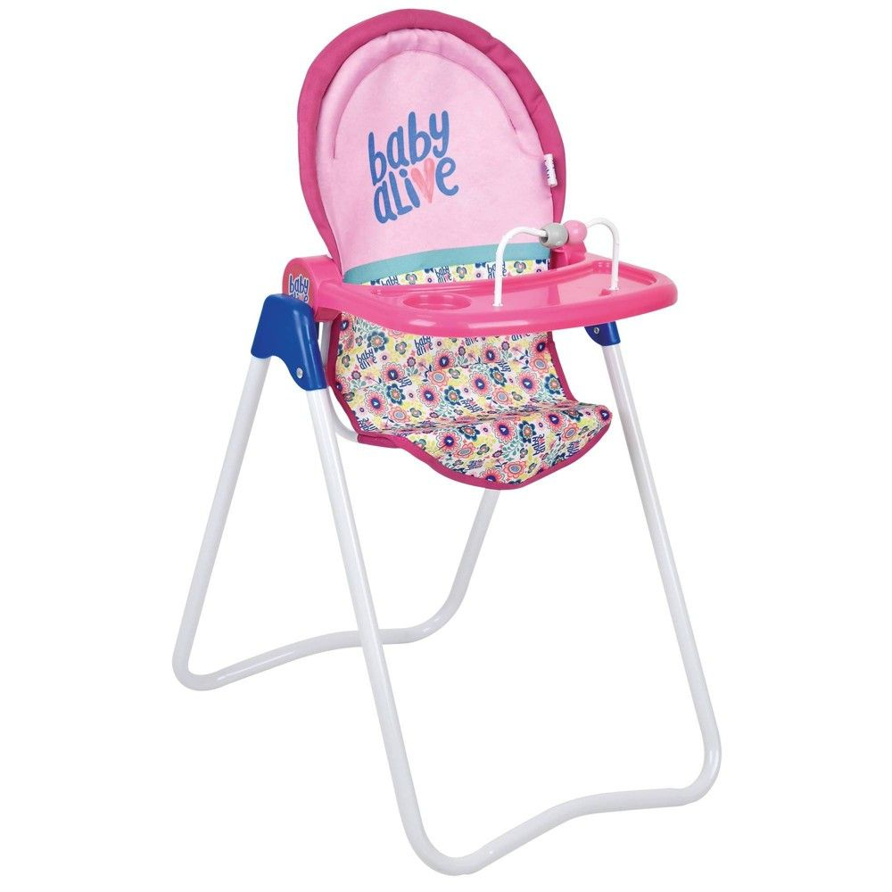 Baby Alive Snacky Doll High Chair Doll High Chair Baby Alive