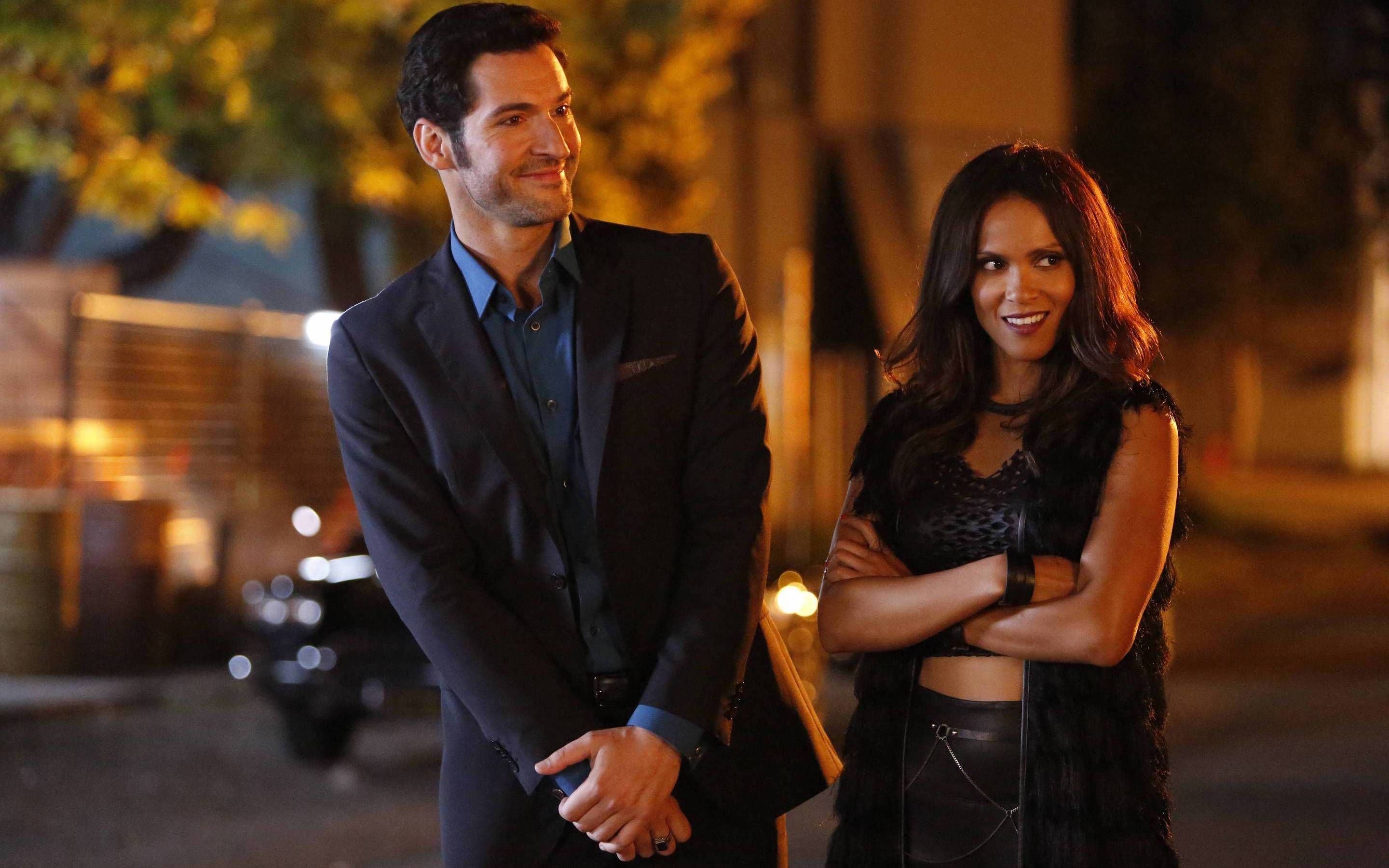 Lucifer was using Mazikeen as he knew she was doomed to protect him at all costs, through eternity.