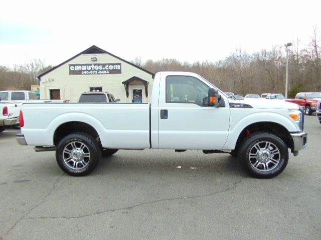 2011 Ford F 250 Super Duty Xl Regular Cab 4x4 Long Bed For Sale