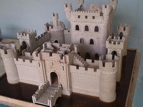 Castelo De Papelão Pesquisa Google Exin Castles Pinterest