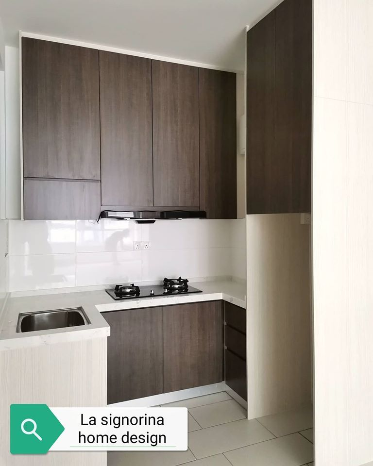 Year Completed 2020 Kitchen Mieco Series Site Palmyra Service Apartment Budjet 10k More Detail 0 In 2020 U Shaped Kitchen Cabinets Kitchen Design U Shaped Kitchen