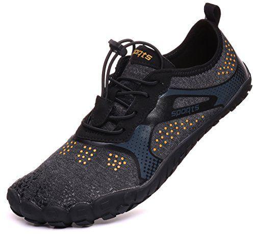 buy online 4b3e2 d2941 JOOMRA Chaussures de Running Homme Fitness Trail Outdoor Sneakers Sport  Marche Aquatiques Basket pour Femme Randonnée