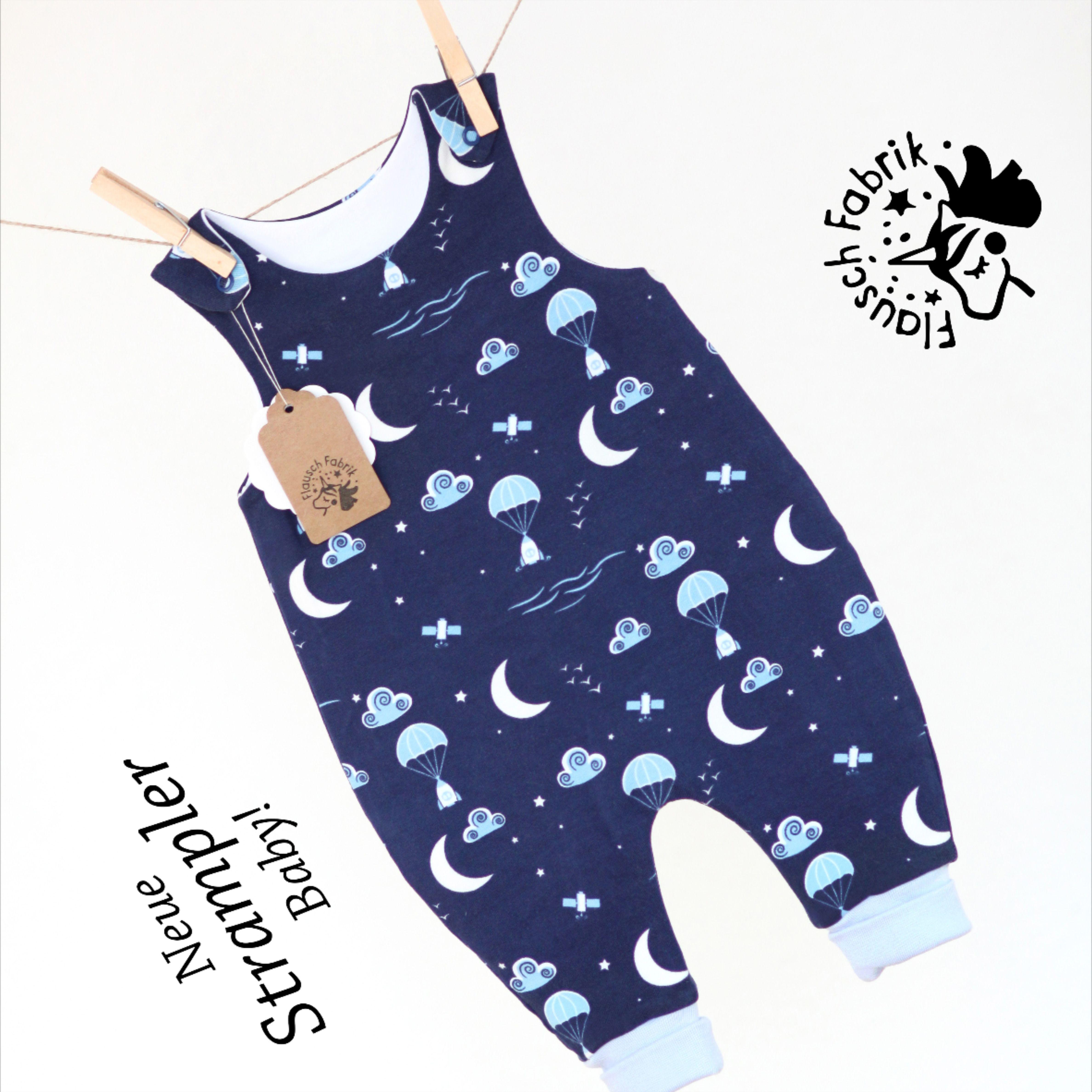 Flausch Fabrik / Werbung / Baby  Strampler
