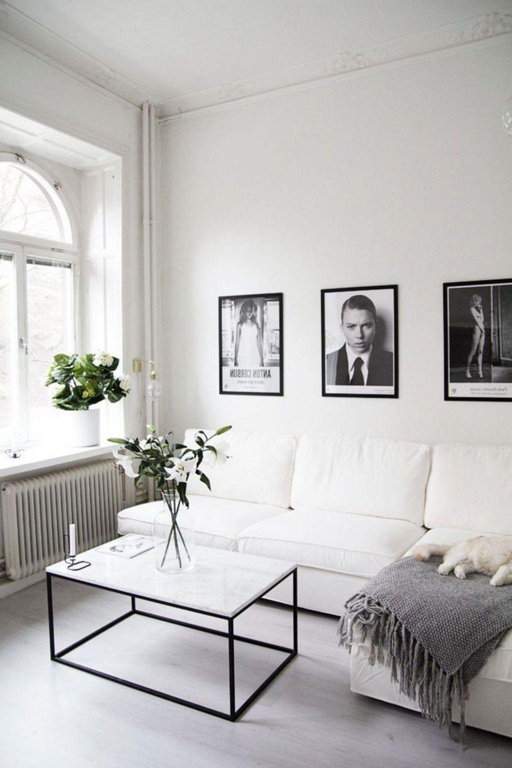 50 Modernen Minimalistischen Wohnzimmer Ideen 36 Du Wirst
