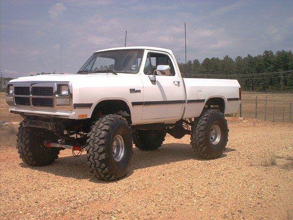 91 Dodge Ram Tuff Dodge Pick Me Ups Pinterest Dodge