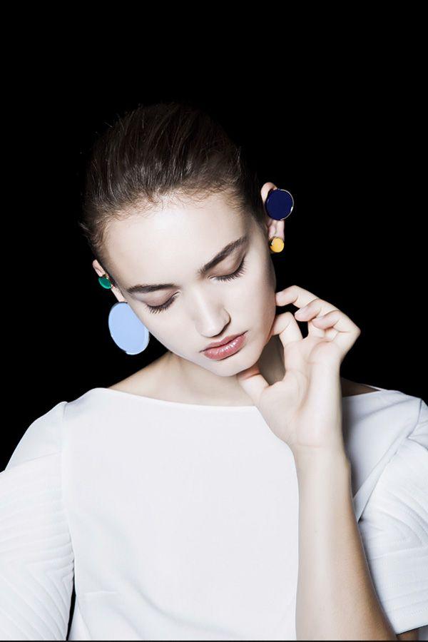 Sylvio Giardina // SS16 // S-K-I-N // #jewels