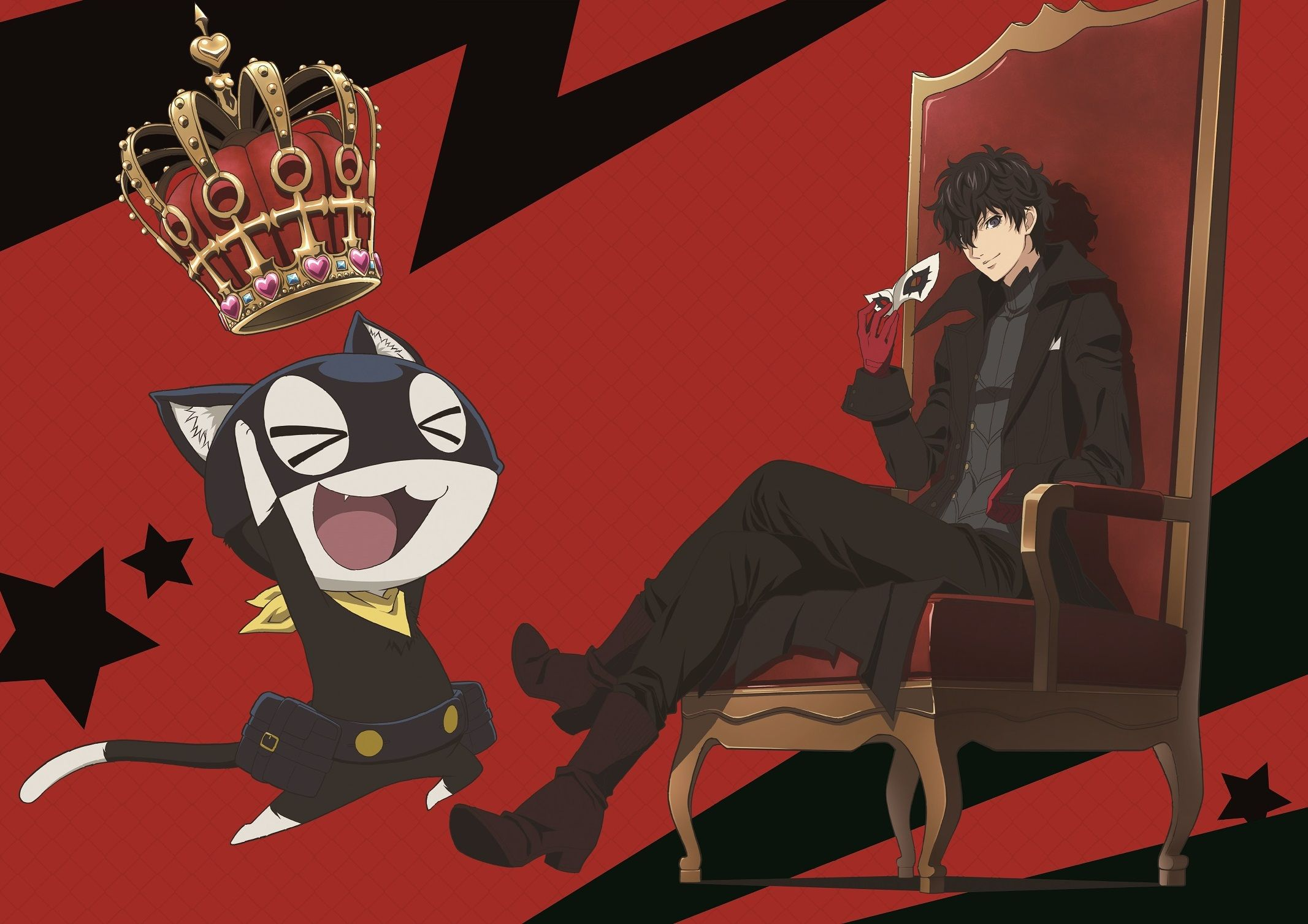 Persona 5 the Animation 2303536 Persona 5 anime