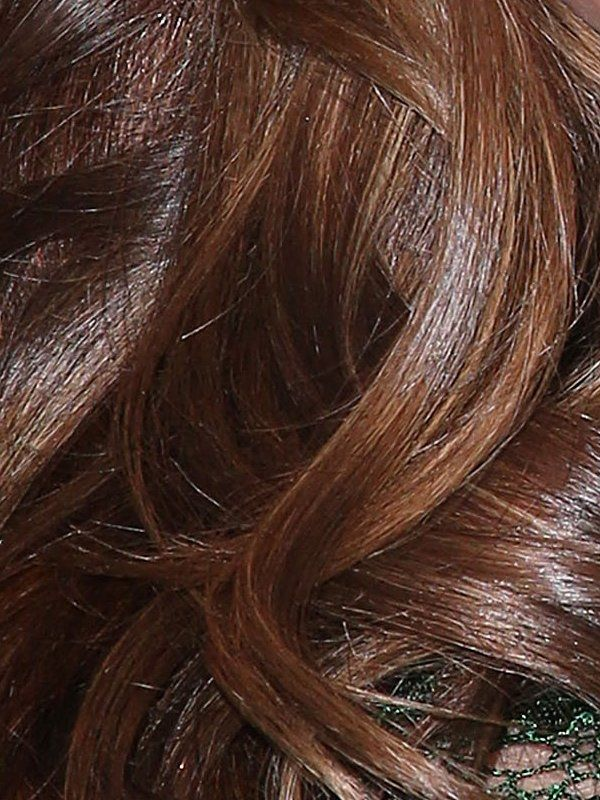Miranda Kerr Hair Color Mocha Brown With Almond Highlights Off To