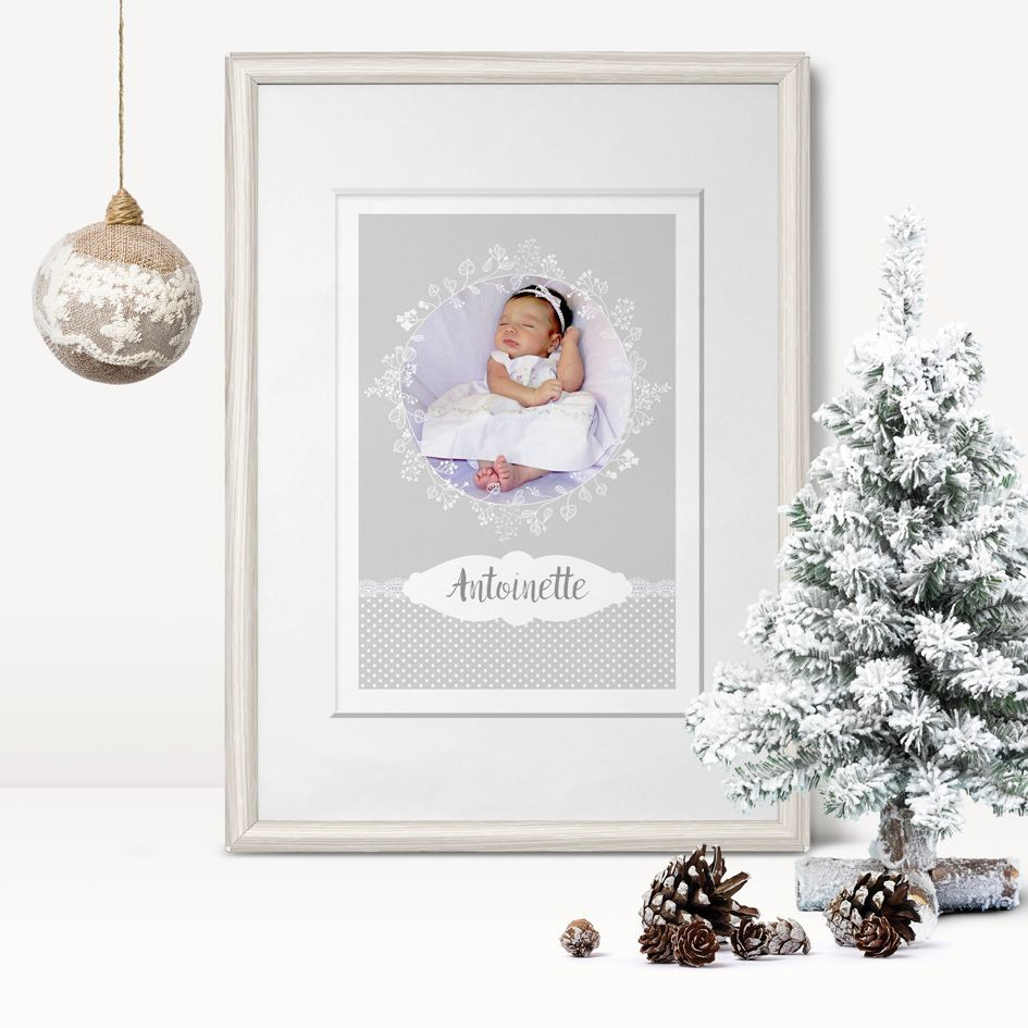 Newborn gift ideas personalized christmas
