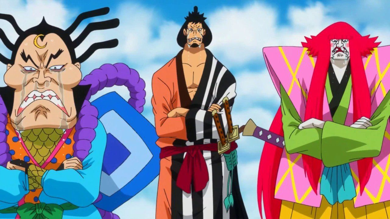 One Piece Chapter 971 Release Date, Spoilers: Kanjuro is ...