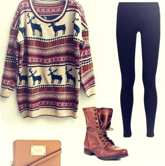 The perfect Fall outfit :)