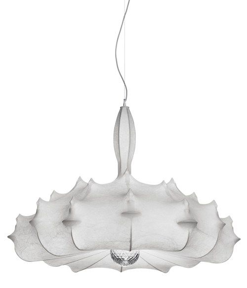 Zeppelin light for Flos by Marcel Wanders - inspired by the great Achille Castiglioni