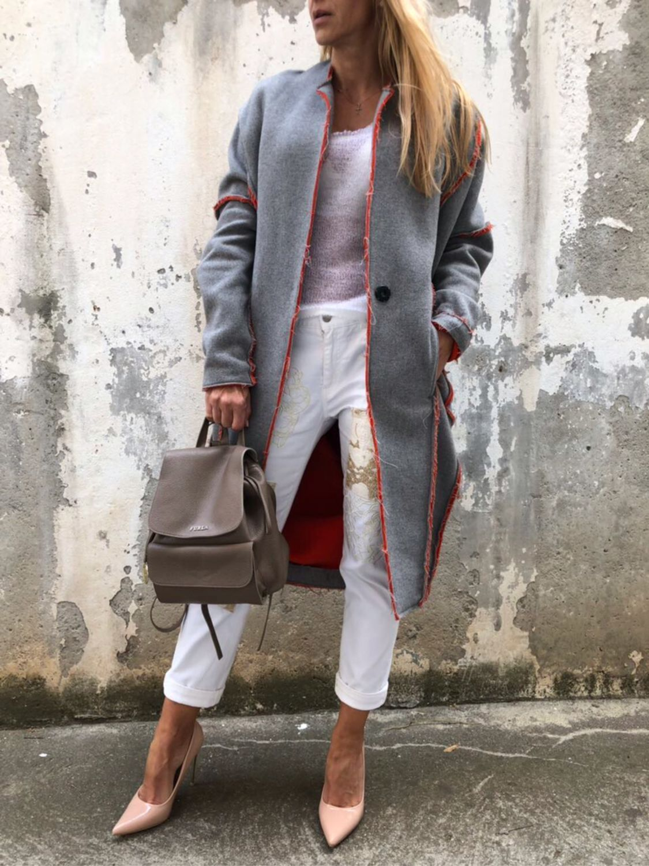 169e75139f8 Кашемировое весеннее пальто – купить в интернет-магазине на Ярмарке  Мастеров с доставкой - GWHN3RU