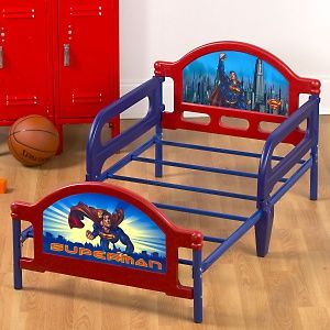 Superman 50 Quot L Toddler Bed At Hsn Com Cute Stuff For The