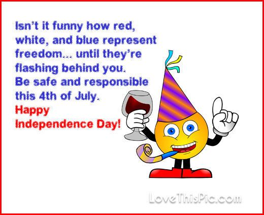 Isnt It Funny Quotes Quote Usa America Th Of July Liberty Freedom Independence Day