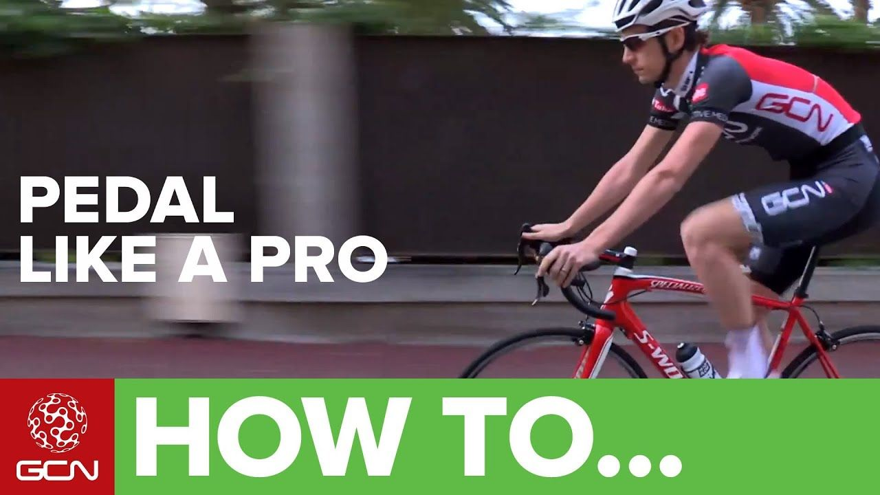 How To Pedal Like A Pro Road Bike Skills And Technique Fit For