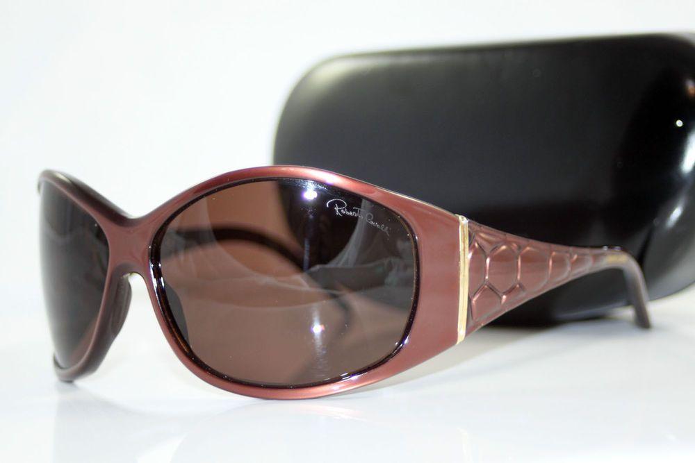 41485f4b0fc ROBERTO CAVALLI model ATAMANTE 322S color 197 BROWN GOLD New Vintage case  wht  RobertoCavalli