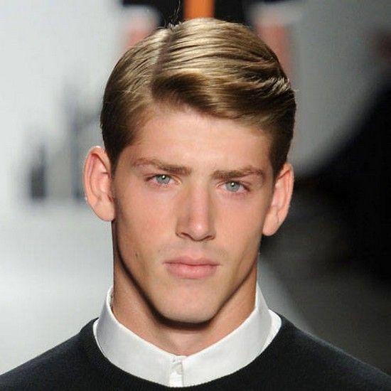 preppy mens haircuts - google