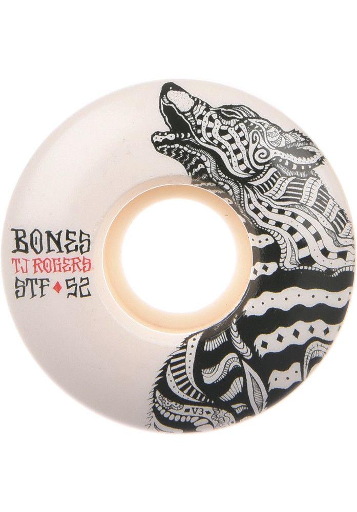 Bones-Wheels STF-Rogers-Wolf-83B-V3 - titus-shop.com  #Wheel #Skateboard #titus #titusskateshop
