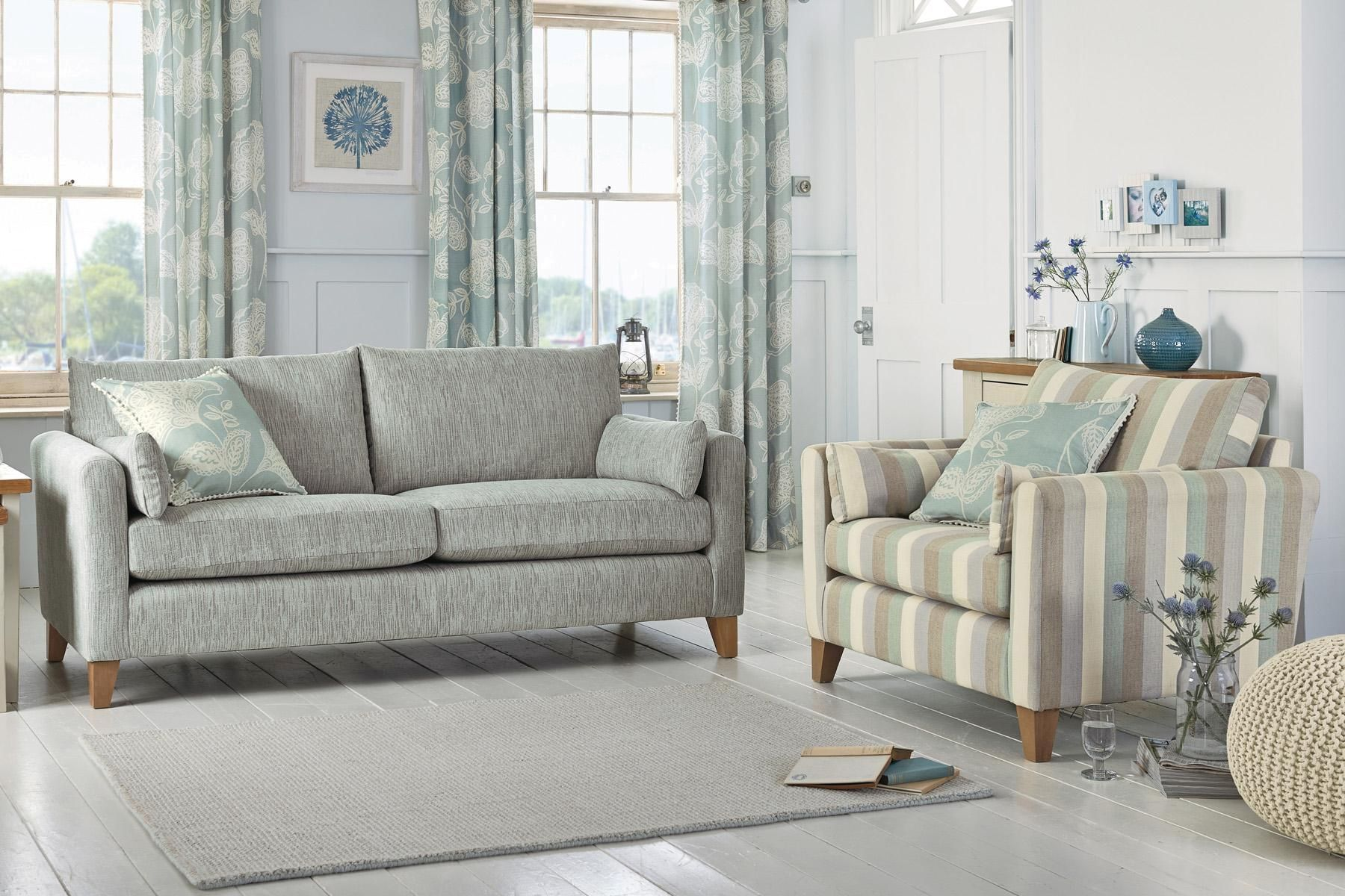 Style Of Sofa Rather Than Coloursthough If I Had More Confidence New Living RoomLiving Room IdeasBlue