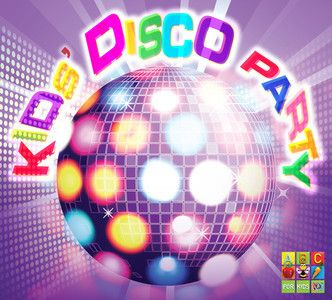 Kids Disco Party | Music CD | ABC Shop