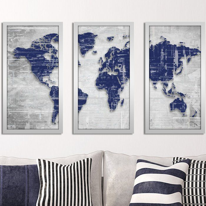 Add wow to your walls with this bestselling and captivating framed plexiglass wall art set of 3. Refresh your home with this exciting and inspiring framed ... & Add wow to your walls with this bestselling and captivating framed ...