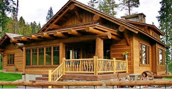Western Style Homes House Design Ideas