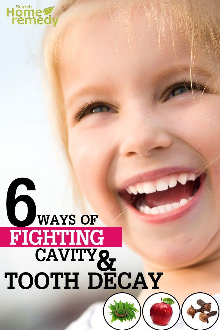Ways Of Fighting Cavity And Tooth Decay Naturally  Natural