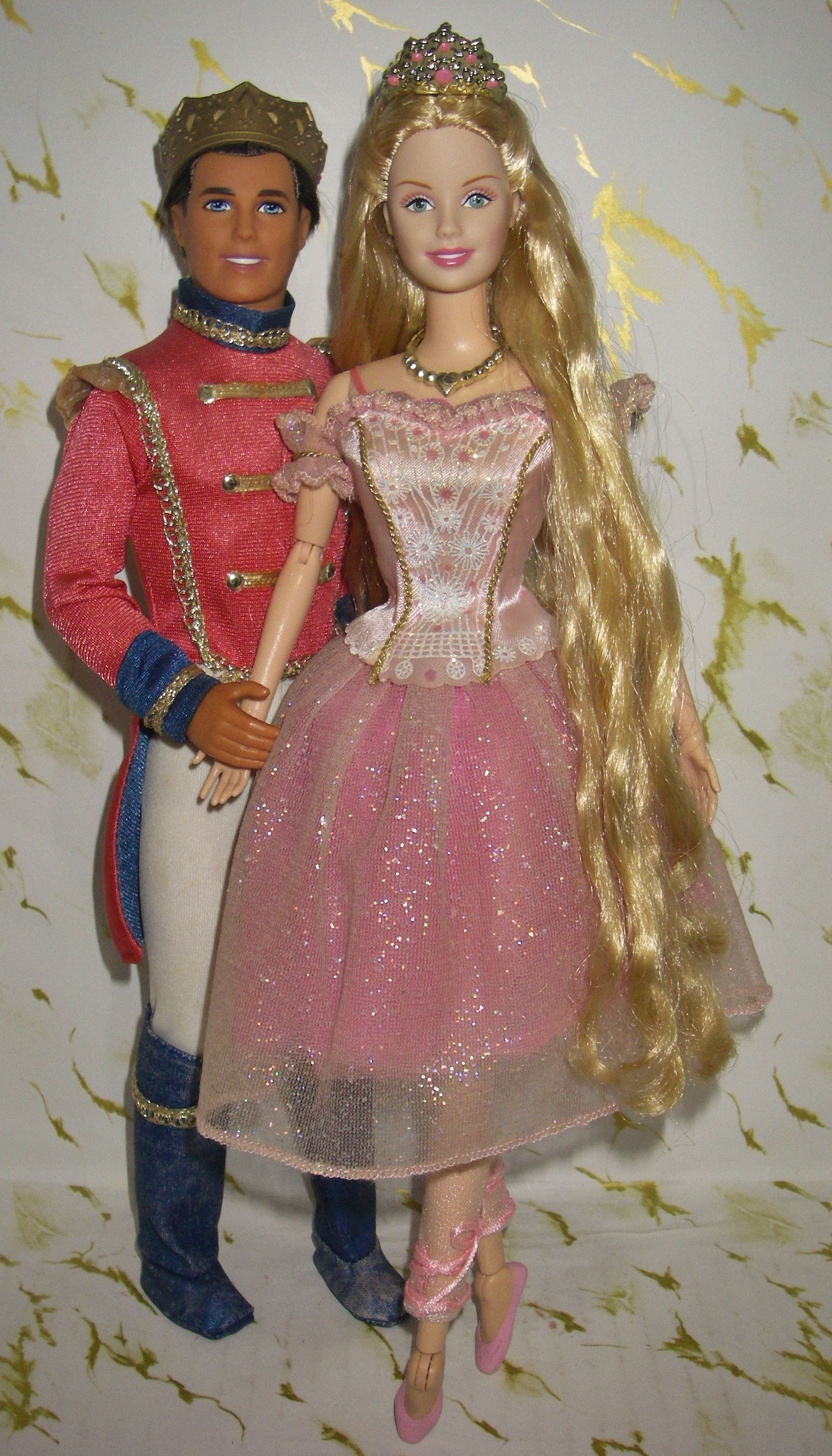 Barbie E Ken Quebra Nozes Sewing Barbie Clothes Barbie Princess