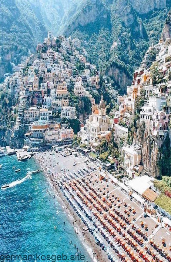 Guida turistica: Positano, Italia – #Italy # guida turistica #positano