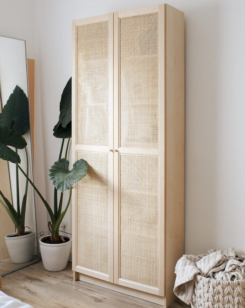 DIY Ikea Hacks Billy Bookcase