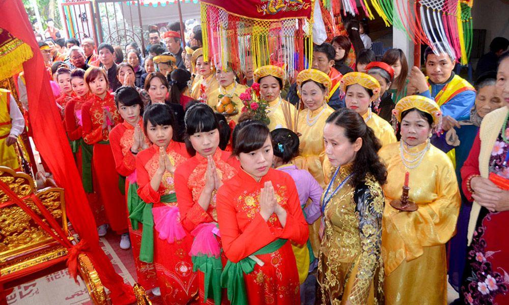 Hội Quang Lang - Thái Bình